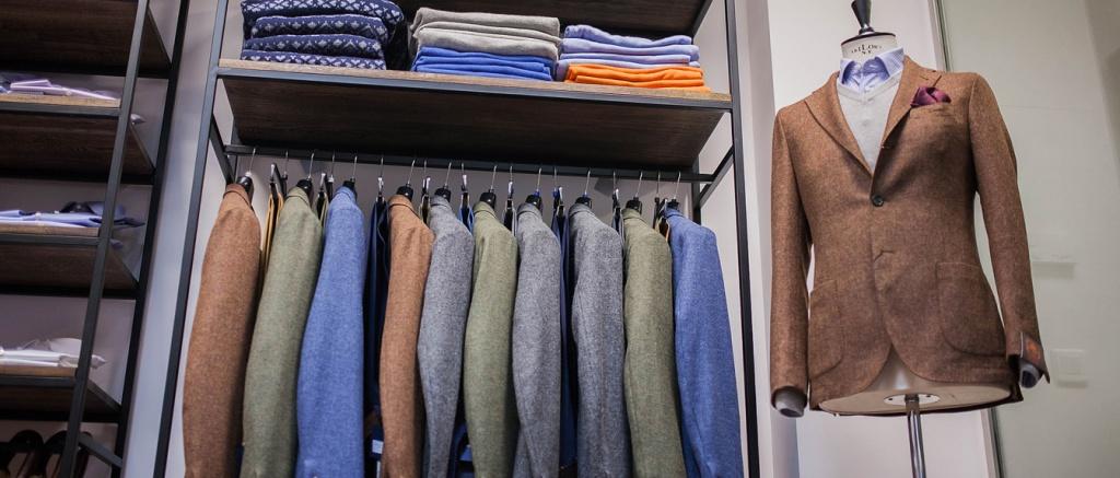 Магазин Gents' Stuff