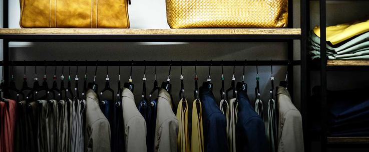 Мужская одежда Gents Staff