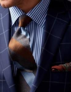 Рубашка в колоску