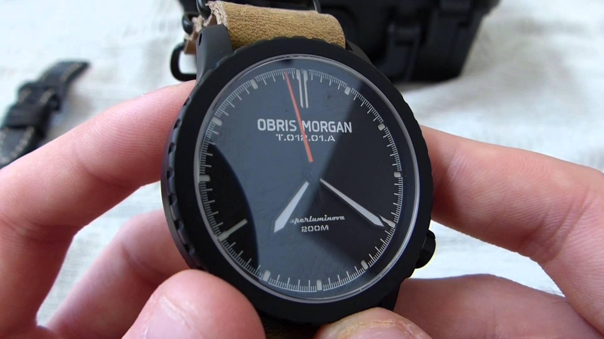 Часы Obris Morgan