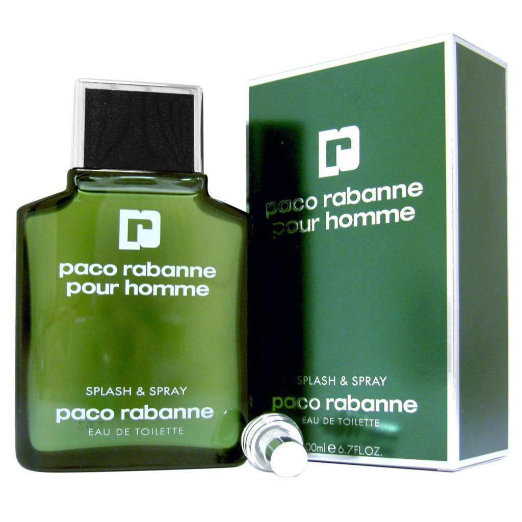 Аромат Paco Rabanne pour Homme