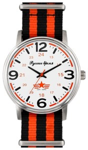 Часы Русское время