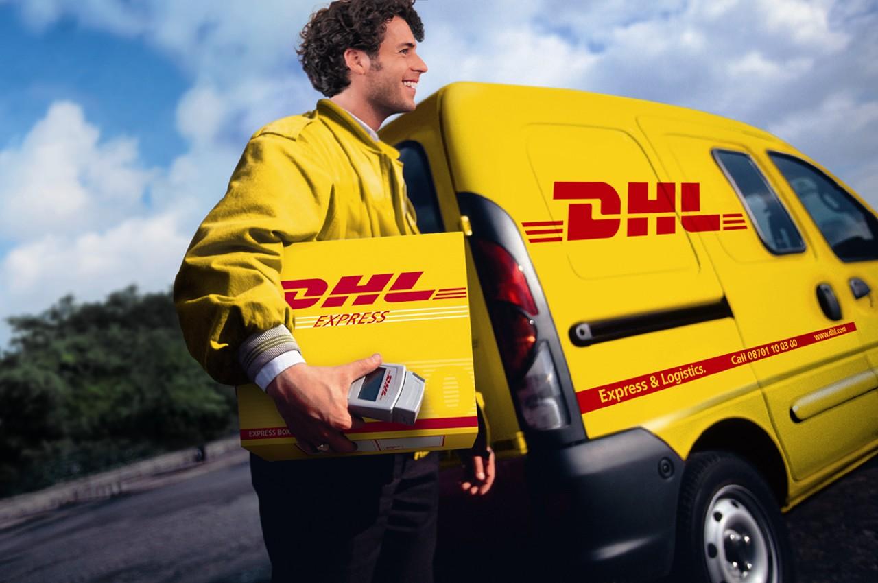 DHL служба доставки