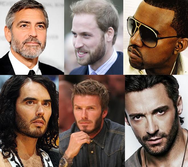 Как отращивать бороду
