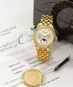 Часы Patek Phillippe