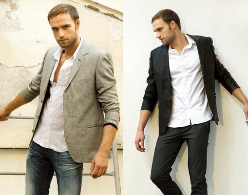 джинсы с пиджаком мужские фото