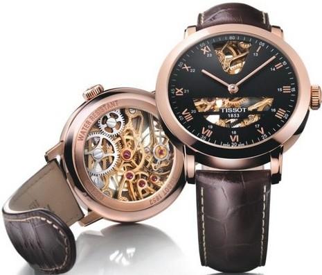 Часы T-Gold Тissot