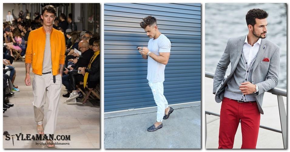 196c3461442 Мужская мода весна лето 2018 - стильные обновки в гардеробе