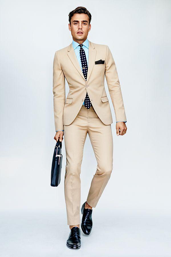 54e33863add Офисный стиль одежды для мужчин  способы разнообразить строгий ...