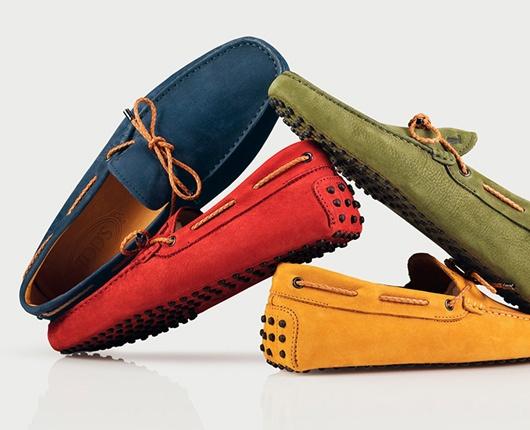 Водительские туфли