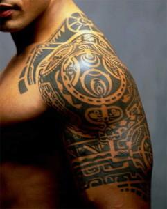 Этнические тату
