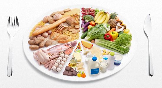 здоровый рацион питания на неделю