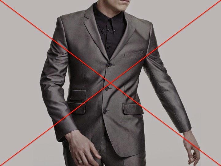Как правильно застегивать пиджак