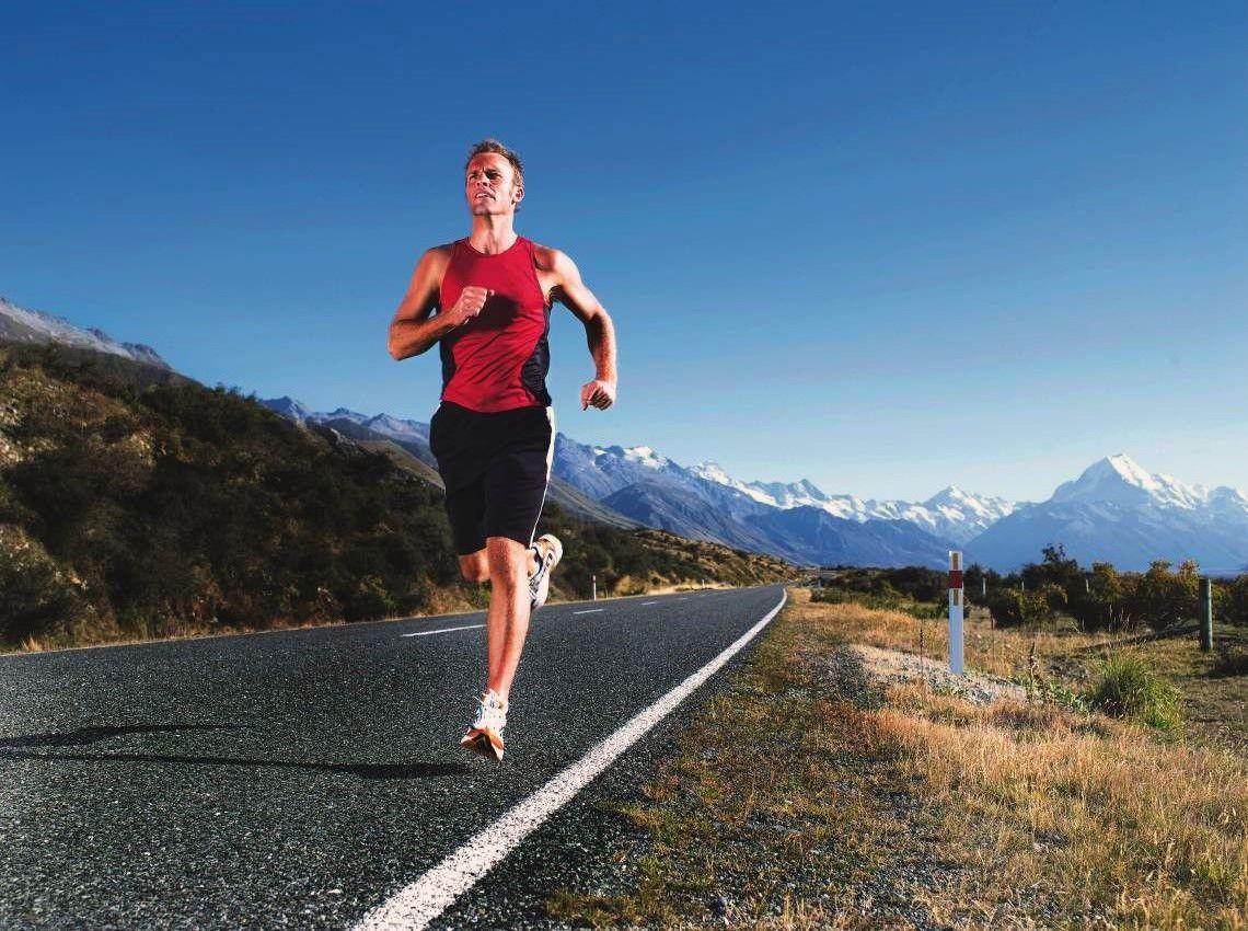 Почему полезно бегать