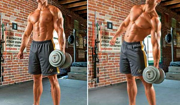 Пресс и косые мышцы