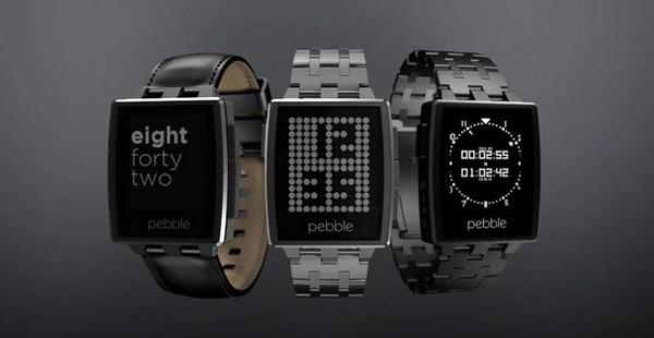 Часы Pebble