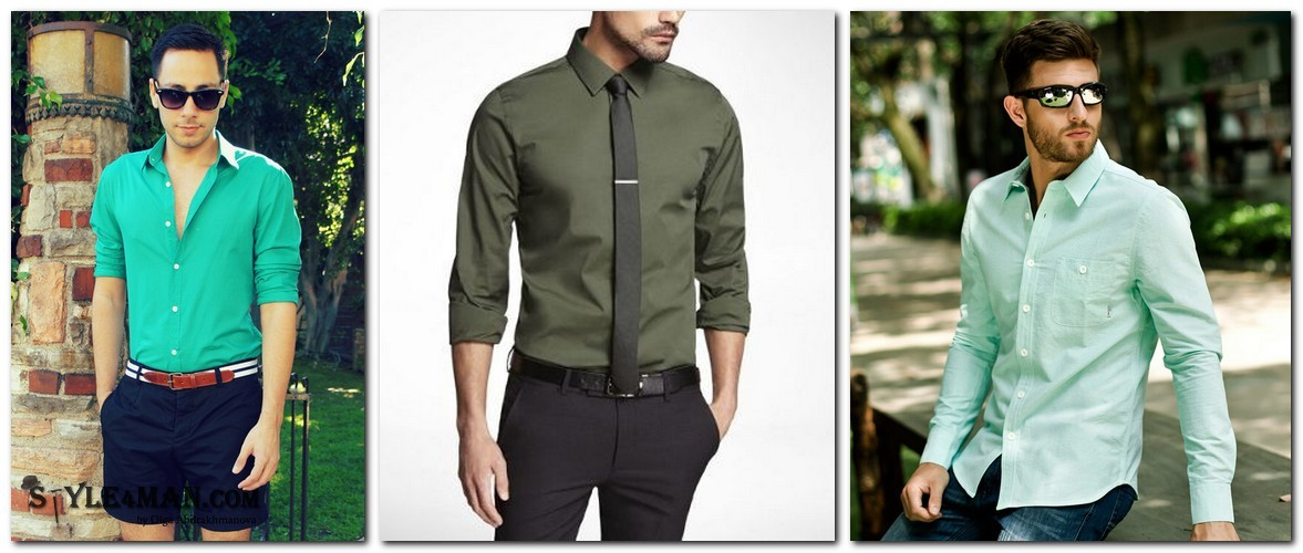 Shirt verde