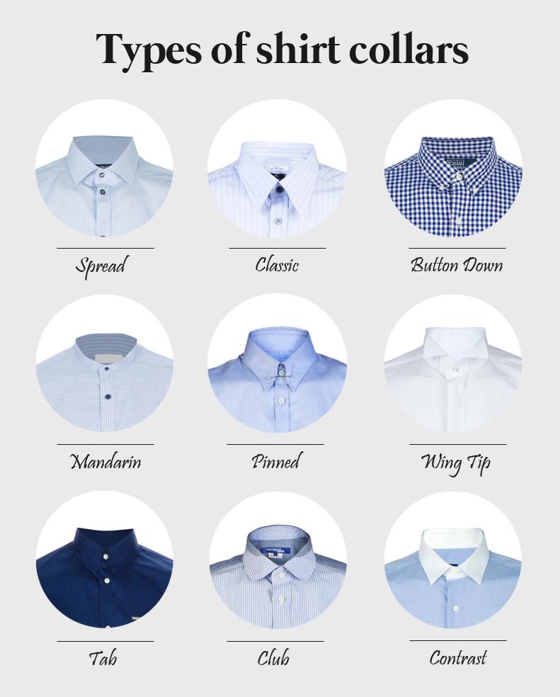 как по английски будет рубашка