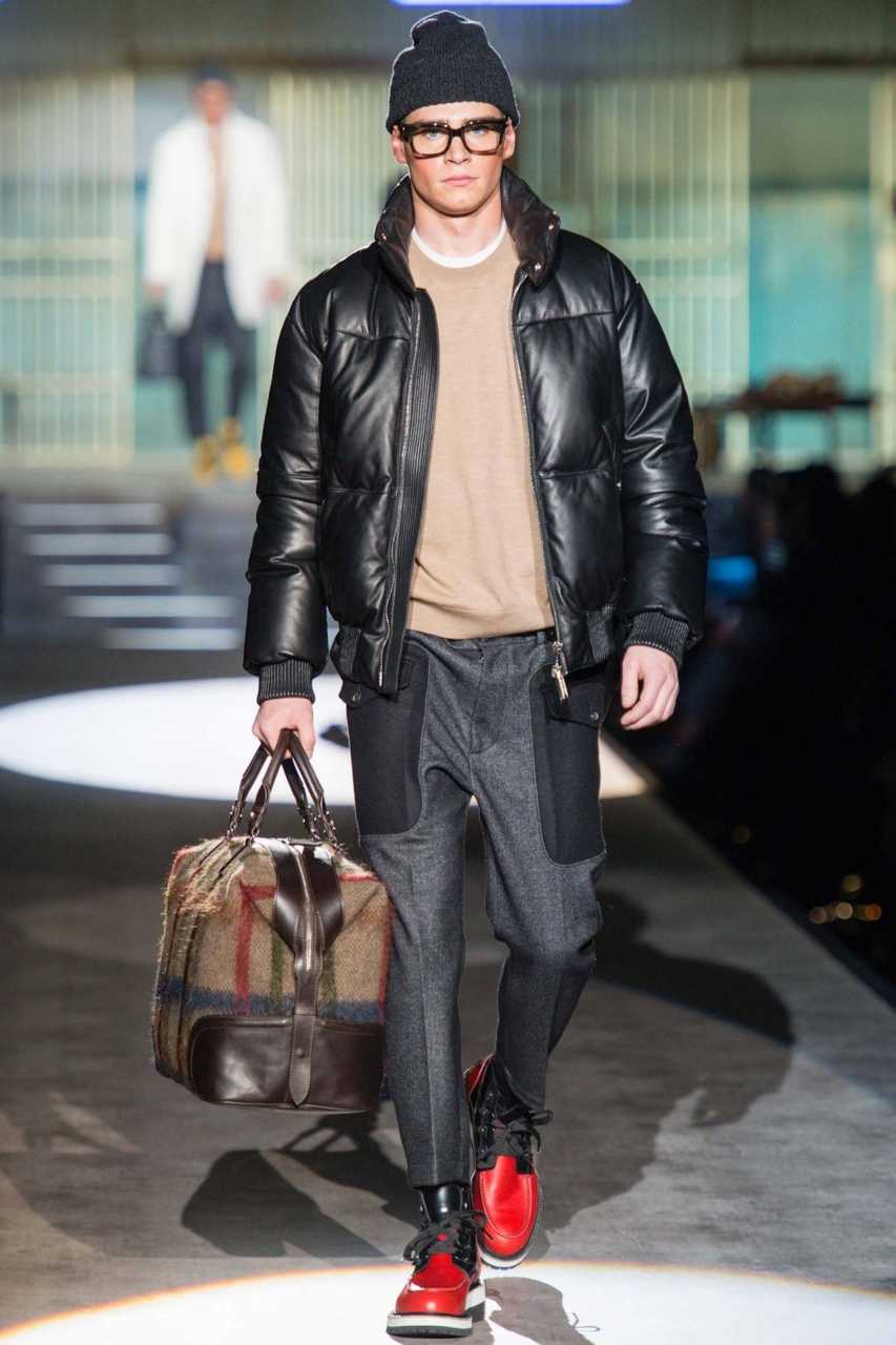 мужская куртка - бомбер