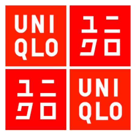 Логотип компании UNIQLO