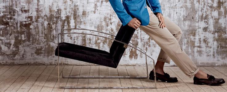 Чинос брюки мужские