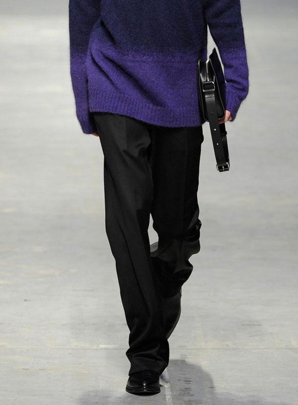 Мужские брюки длинные