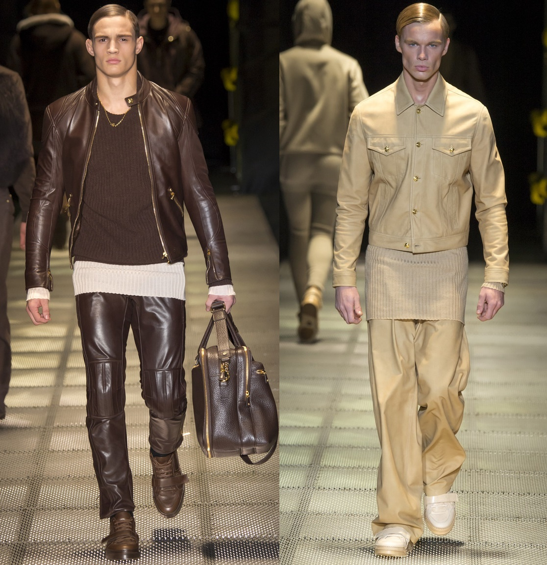 Модная мужская одежда сезон 2015-2016