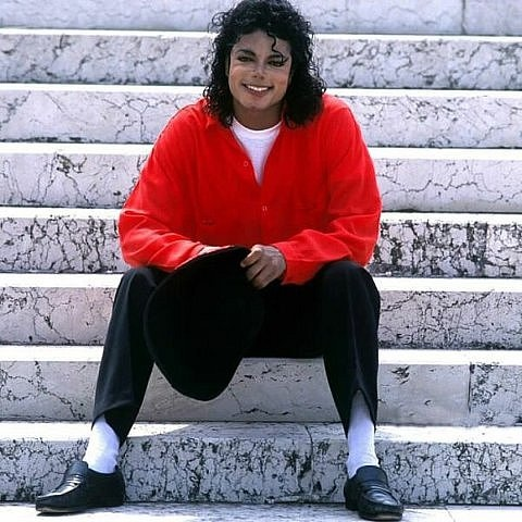 Майкл Джексон черные лоферы