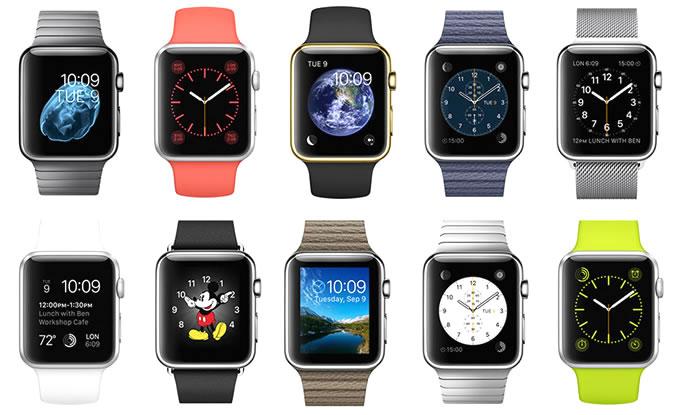 Многофункциональные часы Apple