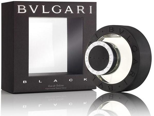 Black Bvlgari аромат