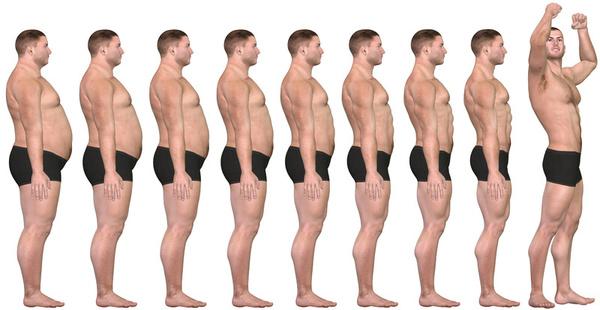 Рекомендации для мужчин по поводу избавления от лишнего веса