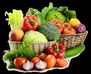 Диета овощи и фрукты