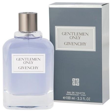 Gentlemen Only духи живанши