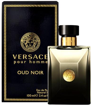 Мужские духи Versace Pour Homme Oud Noir