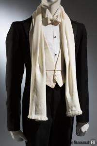 Мужской стильный шарф