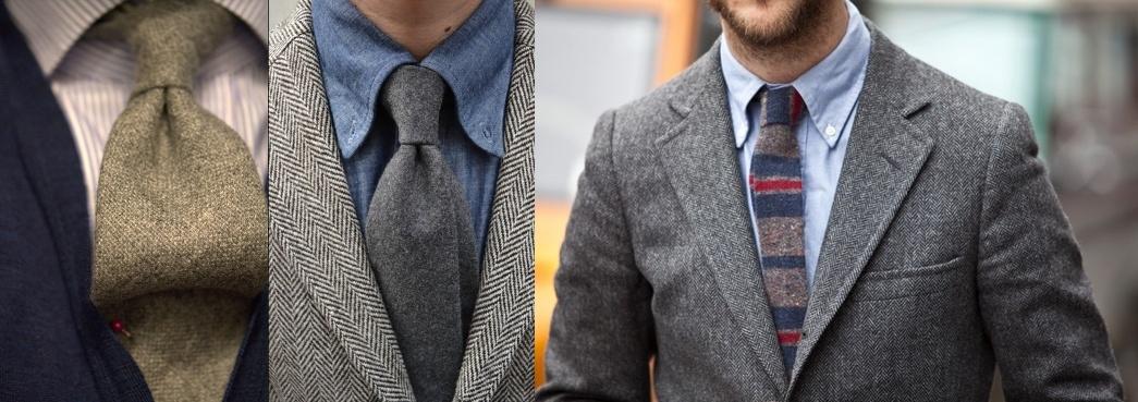 завязать галстук пошагово