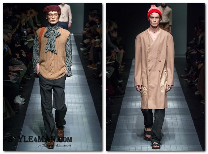 Gucci коллекция мужской одежды
