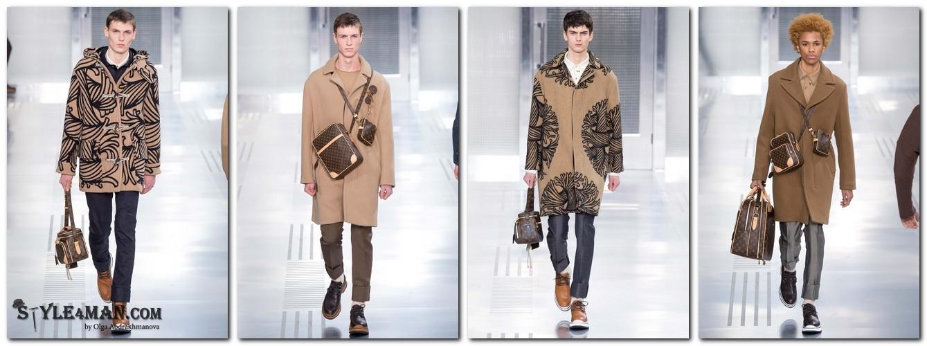 Мужская коллекция Louis Vuitton