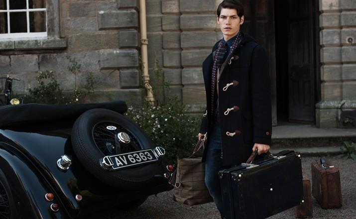 Пальто мужское Montgomery