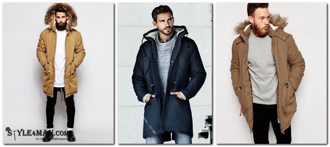 Зимние куртки мужские alpha industries transporter parka