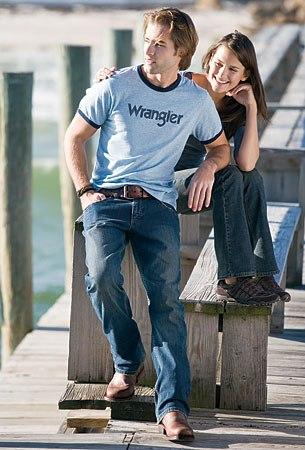 Мужские джинсы утепленные на флисе