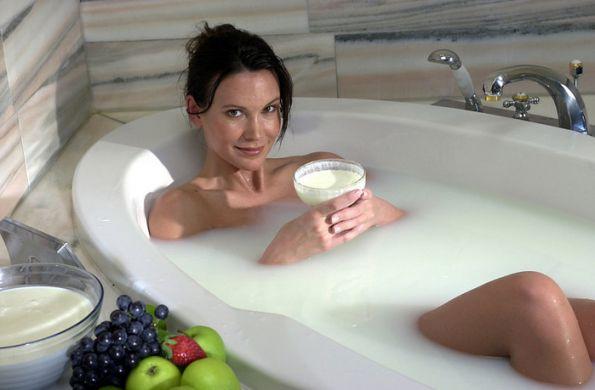 Сода для ванной