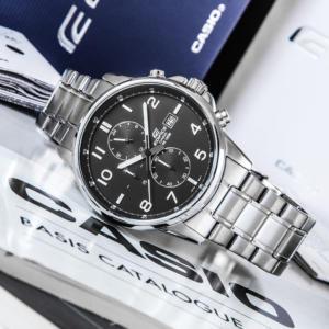 Casio EFR-505D-1A, элегантные часы