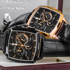 мужские часы для офиса в деловом стиле