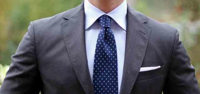 как красиво завязать галстук
