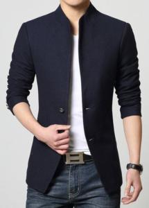 френч пиджак мужской