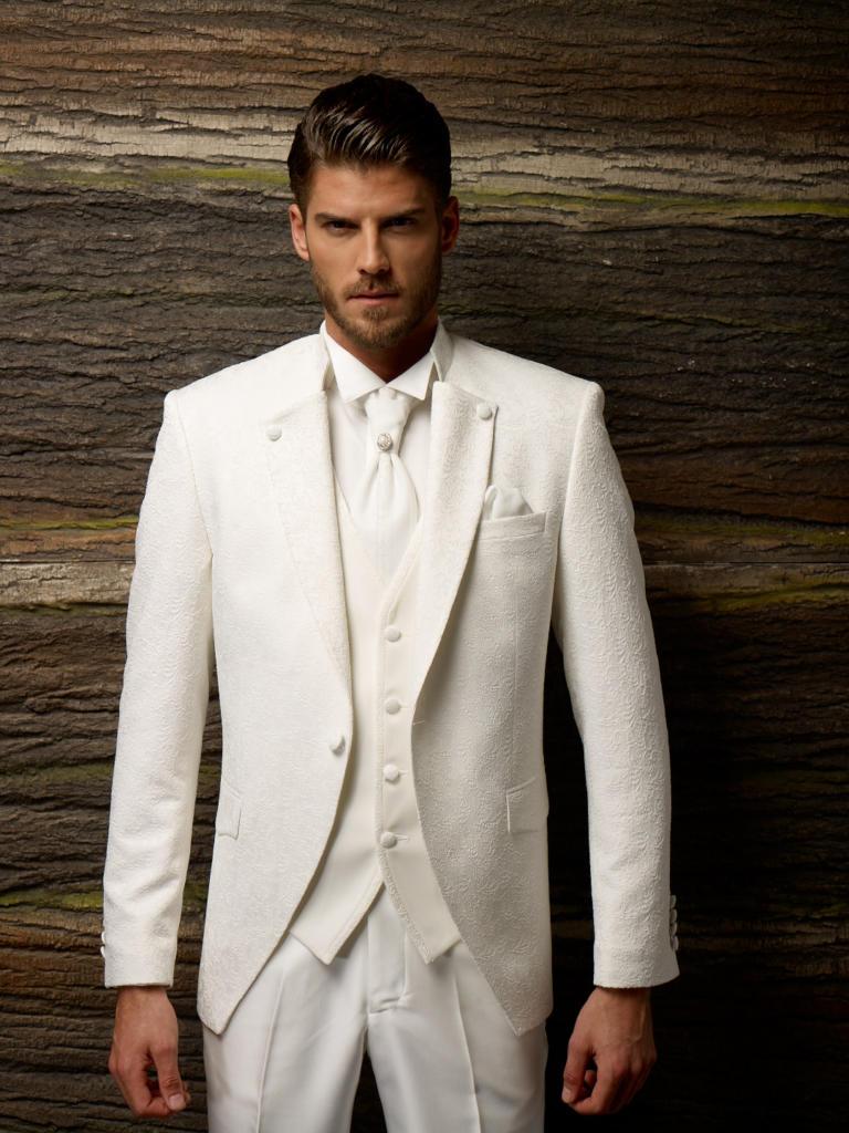 мужской пиджак с воротником стойкой