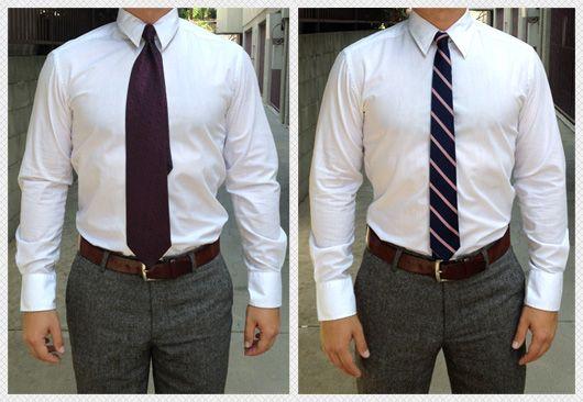 Как завязать галстук красиво