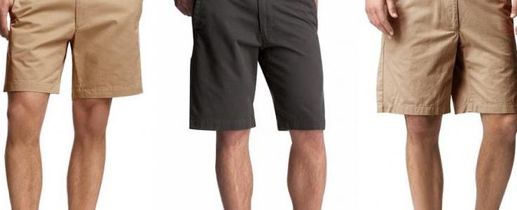 спортивные мужские шорты