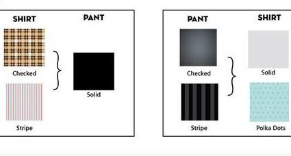 как выбрать принт рубашки